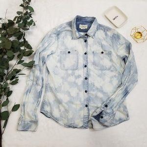 Denim & supply ralph lauren size L chambray shirt